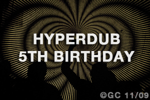 Hyperdub 5th Birthday Photos