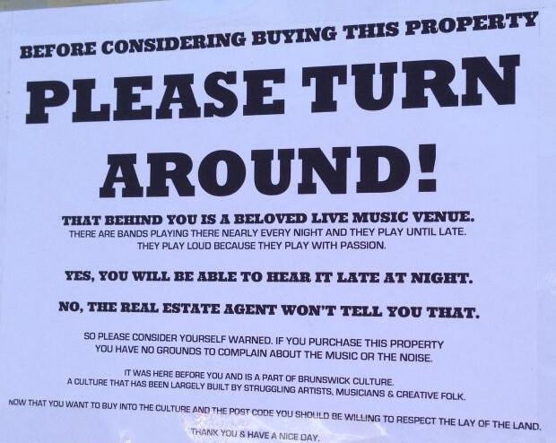 music-venue-sign